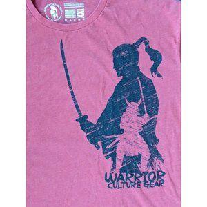 Warrior Culture Gear Mens XXL Tshirt